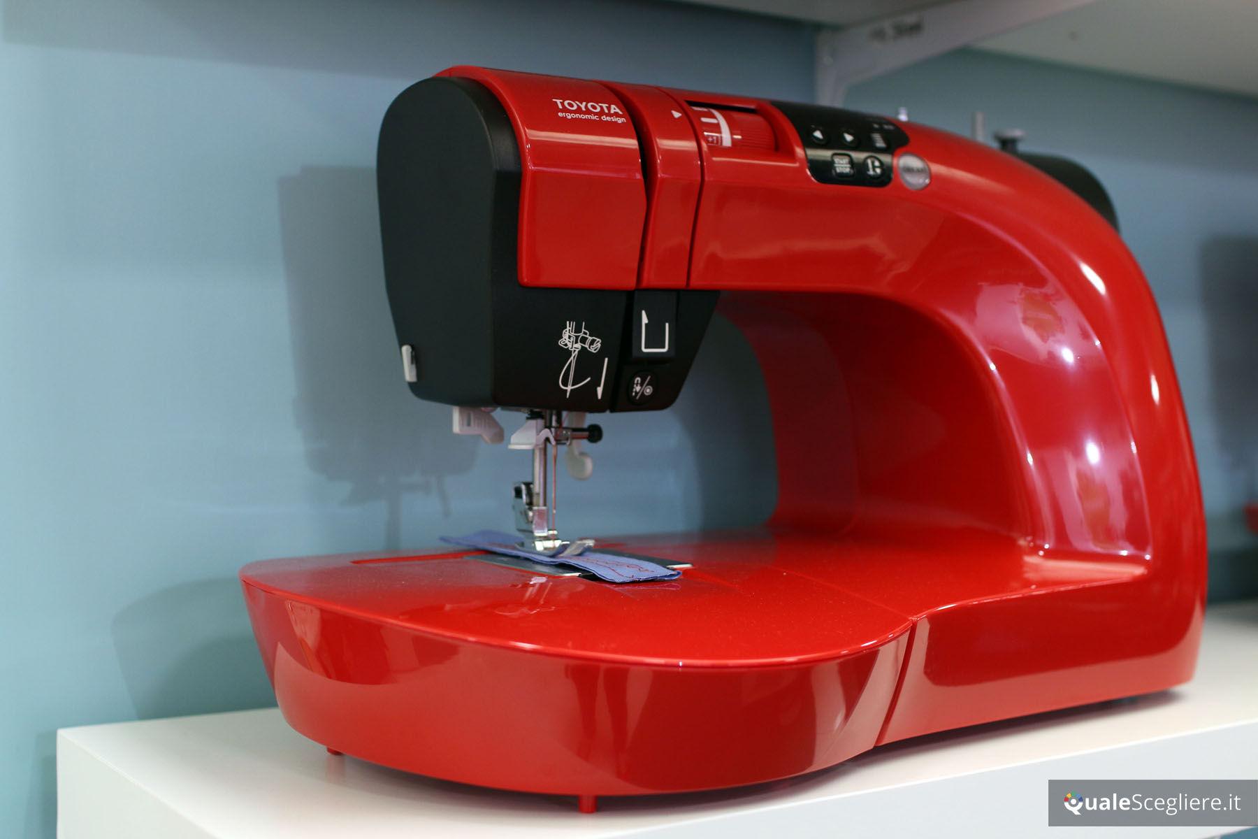 La migliore macchina da cucire del 2018 ecco quale for Macchina da cucire