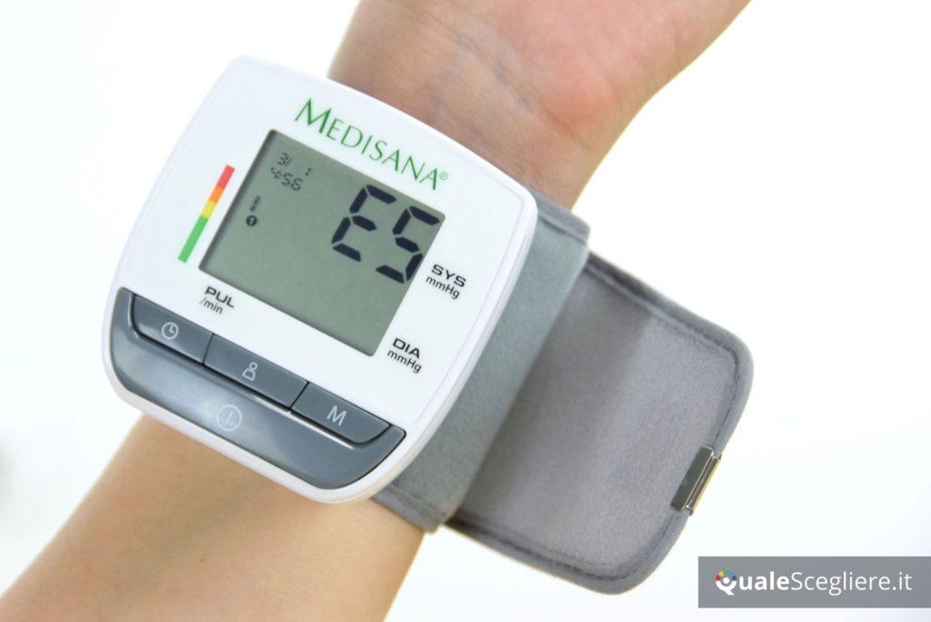 Medisana 51152 Misura pressione da Braccio Display di facile lettura, aritmie