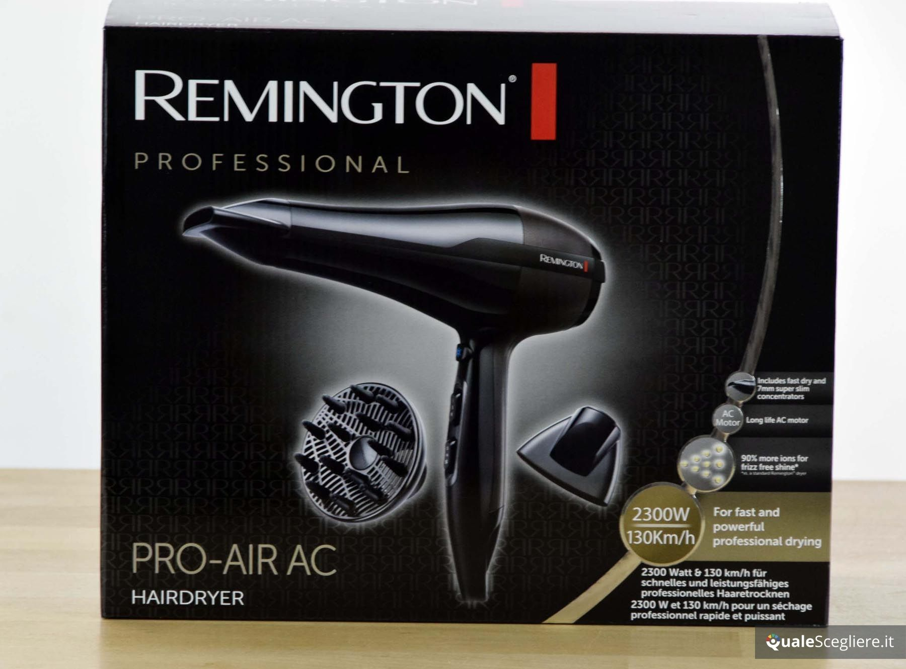 Recensione Remington AC5999 | QualeScegliere.it