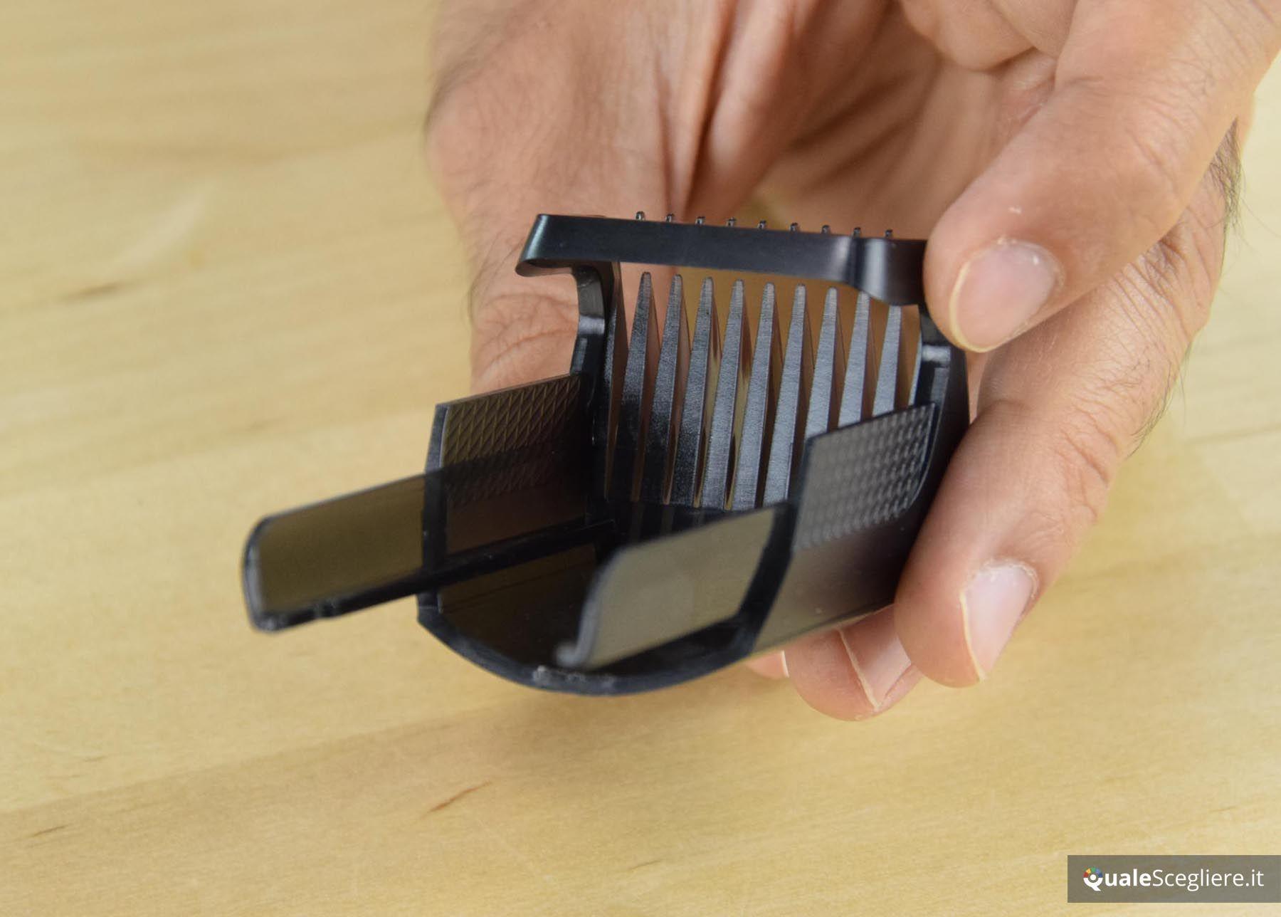 Come usare il regolabarba: il taglio della barba