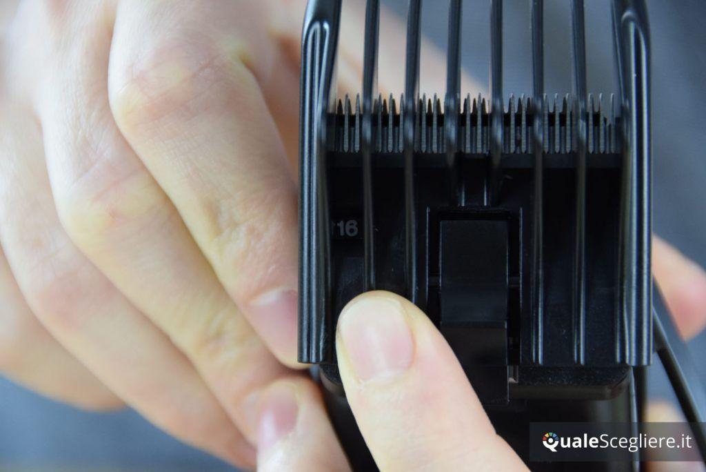 Moser 1400-0458 indicazione misura di taglio