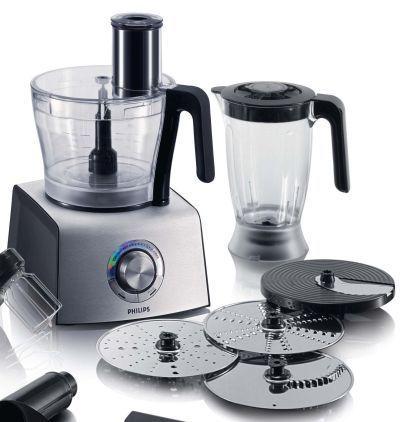 robot da cucina con dischi