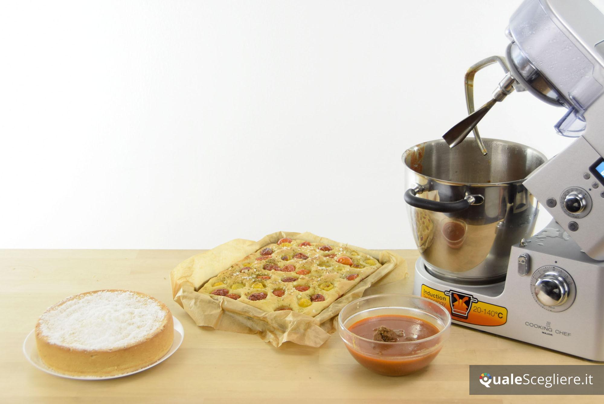 recensione kenwood cooking chef km082. Black Bedroom Furniture Sets. Home Design Ideas