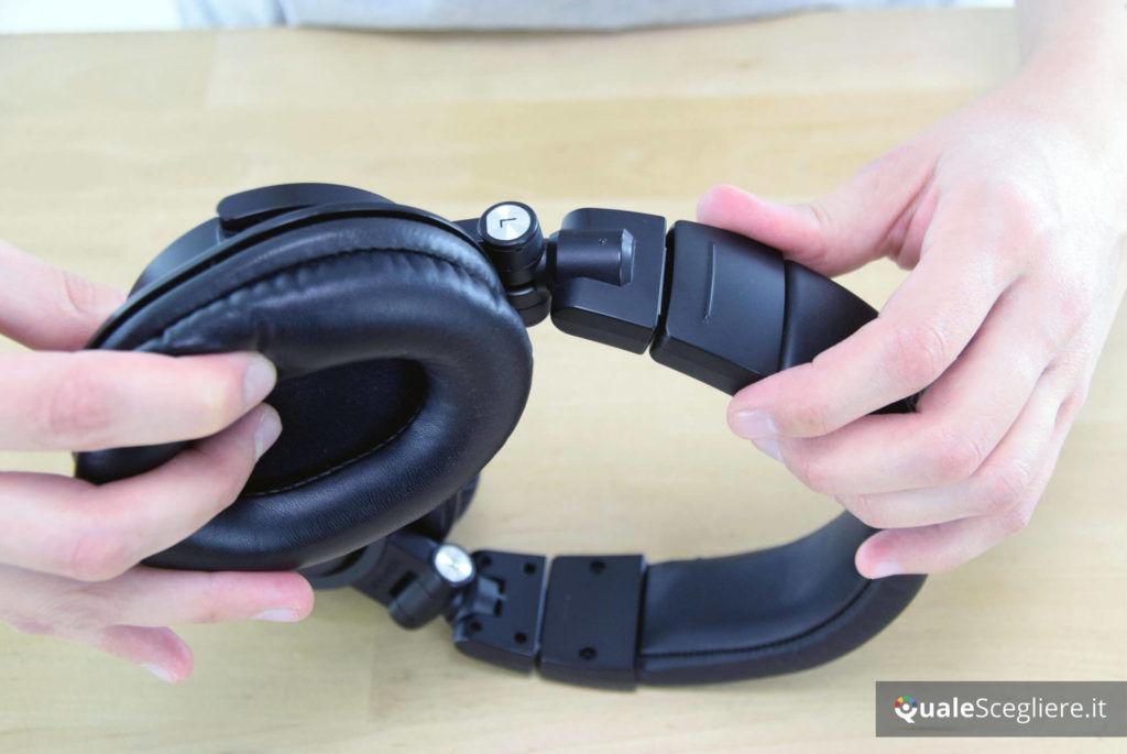 Audio Technica Pro ATH-M50X cuffia