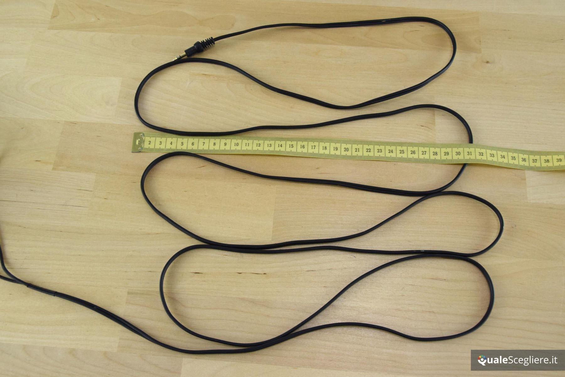 7746145eb9154a Nel caso particolare in cui prevediate di usare le cuffie fuori casa, poi,  consigliamo di scegliere delle cuffie dotate di un cavo piatto  antigroviglio.