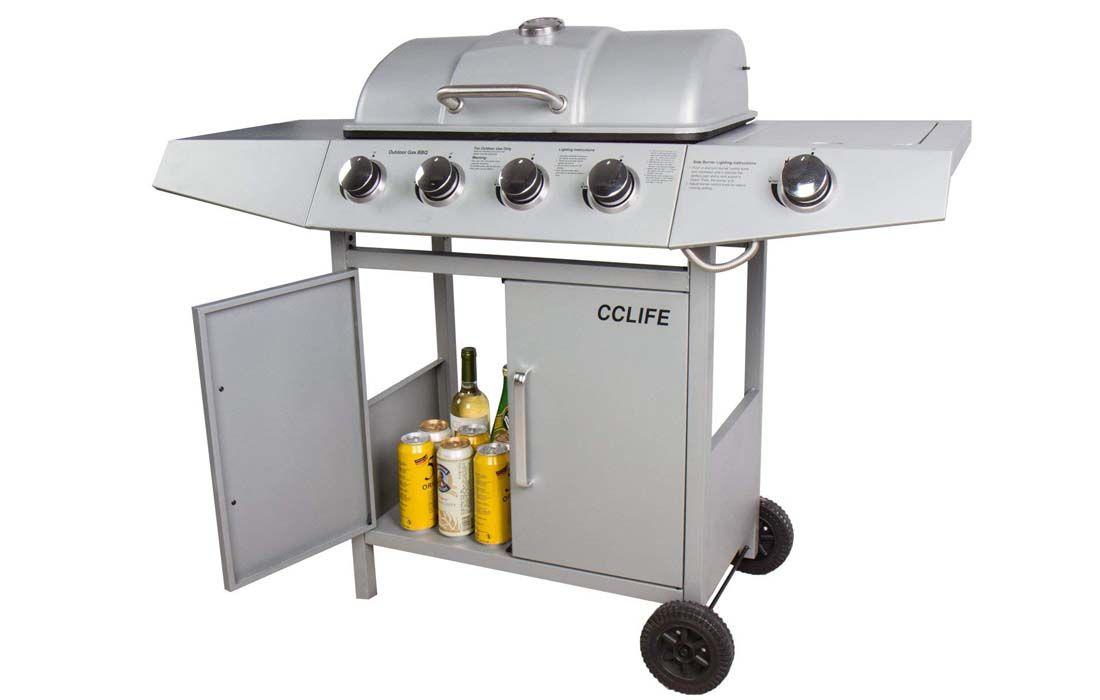 Il miglior barbecue a gas del 2019 ecco quale scegliere - Barbecue portatile a gas ...