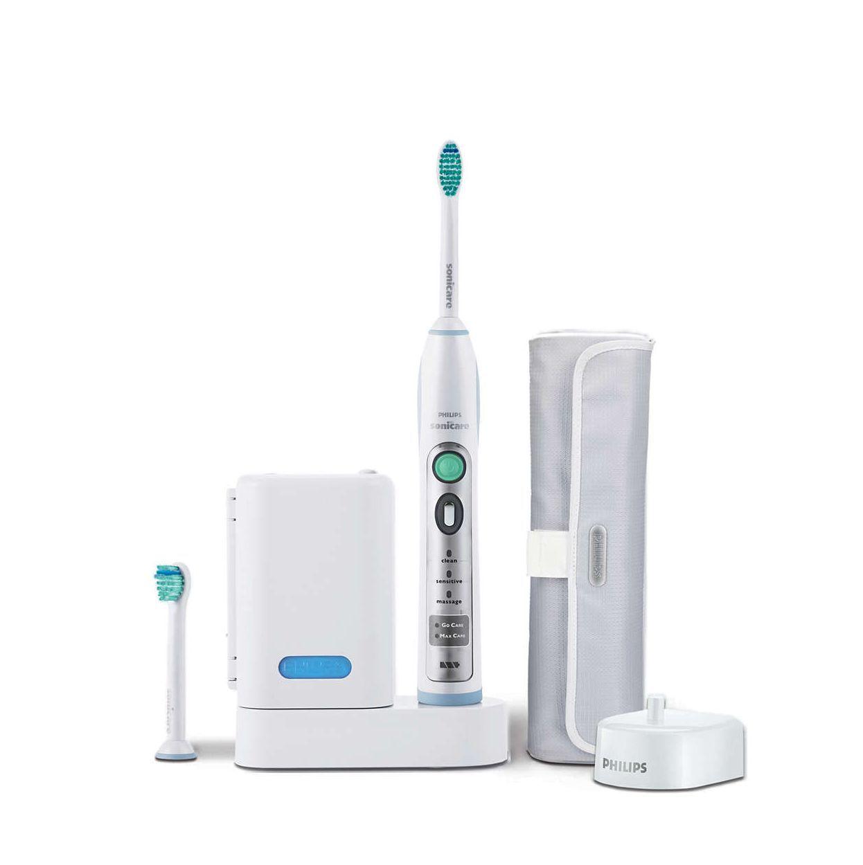 Scopri come pulire lo spazzolino elettrico - Porta testine spazzolino ...