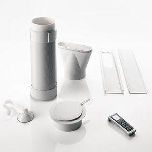 I 5 migliori condizionatori portatili test classifica - Condizionatore portatile tubo finestra ...