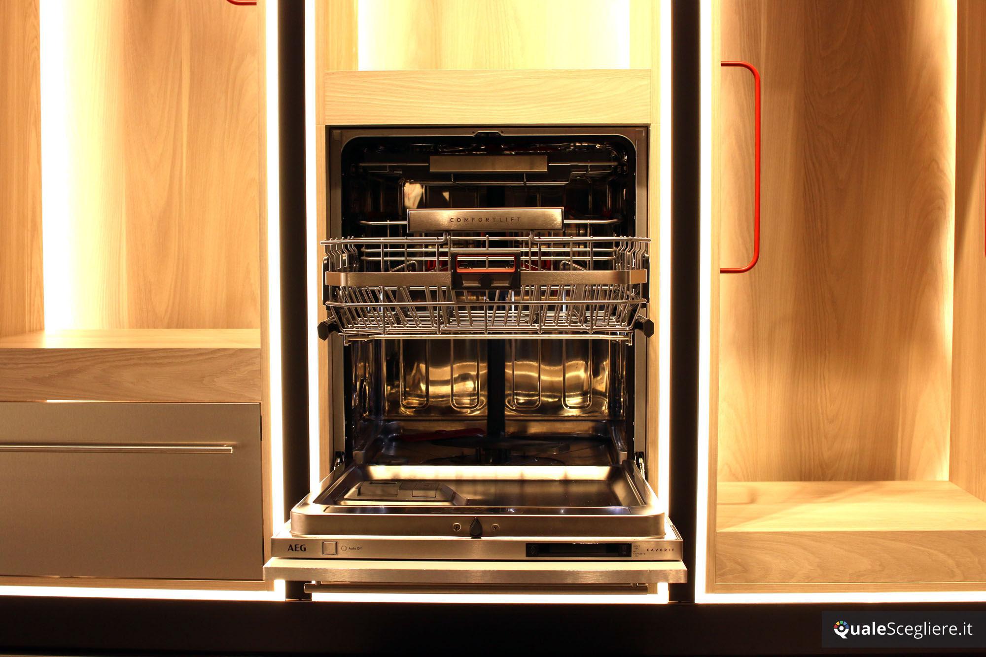 La migliore lavastoviglie da incasso del 2018 ecco for Cucinare nella lavastoviglie