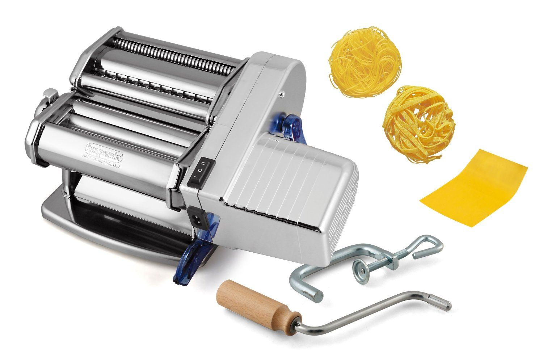 Recensione imperia electric 650 - Macchine per la pasta casalinga ...