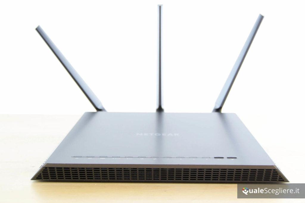 Netgear D7000 prestazioni