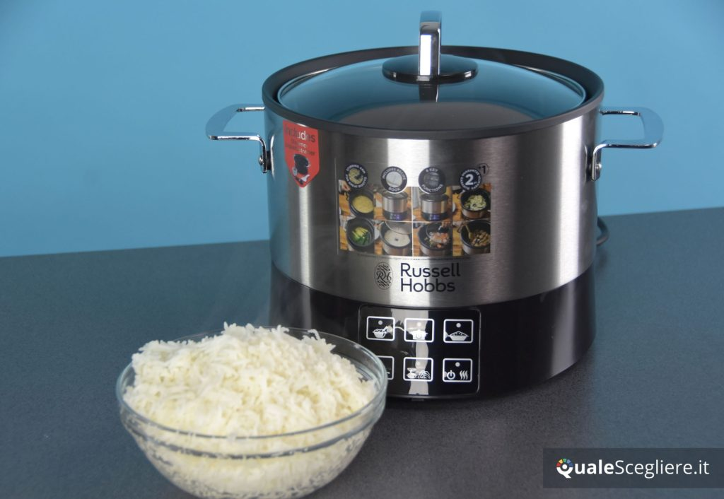 russell hobbs 23130-56 riso ottenuto