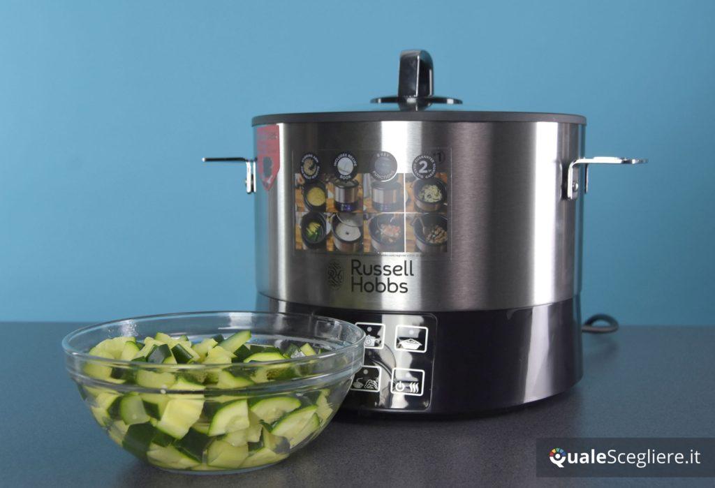 russell hobbs 23130-56 zucchine ottenute