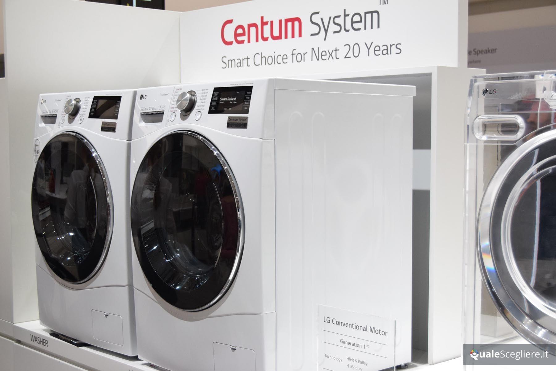 Lg all 39 ifa 2016 tutte le novit home e video - Modelli lavatrici ...