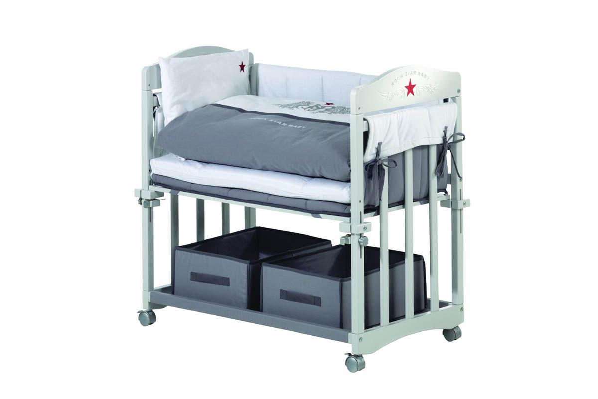 recensione roba 8943 rs1 rock star baby 4in1. Black Bedroom Furniture Sets. Home Design Ideas