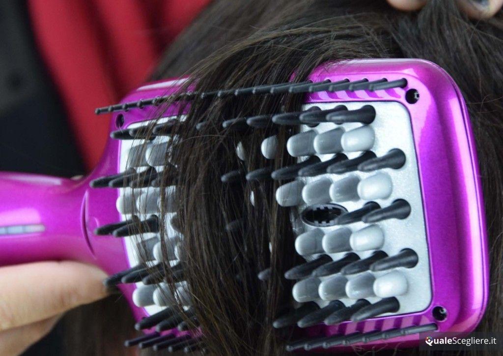 Babyliss HSB100E 3D Liss Brush Prova