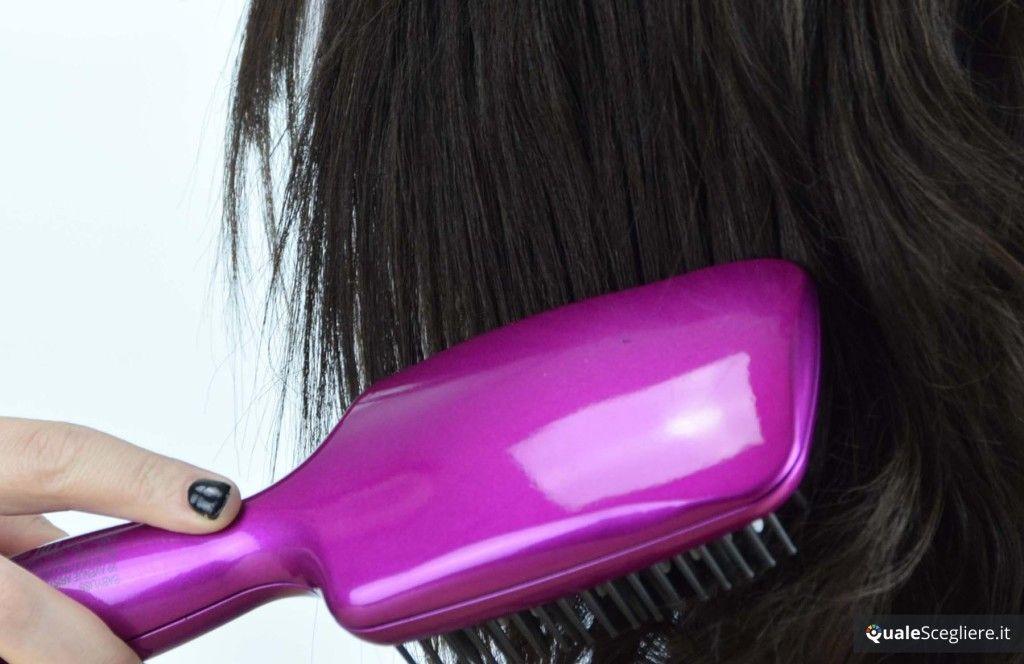 Babyliss HSB100E 3D Liss Brush Utilizzo