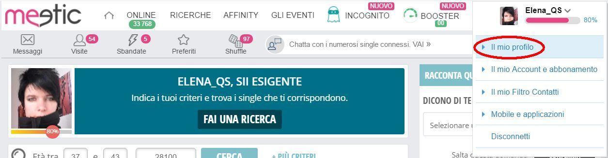 giochi di vagina meetic home page