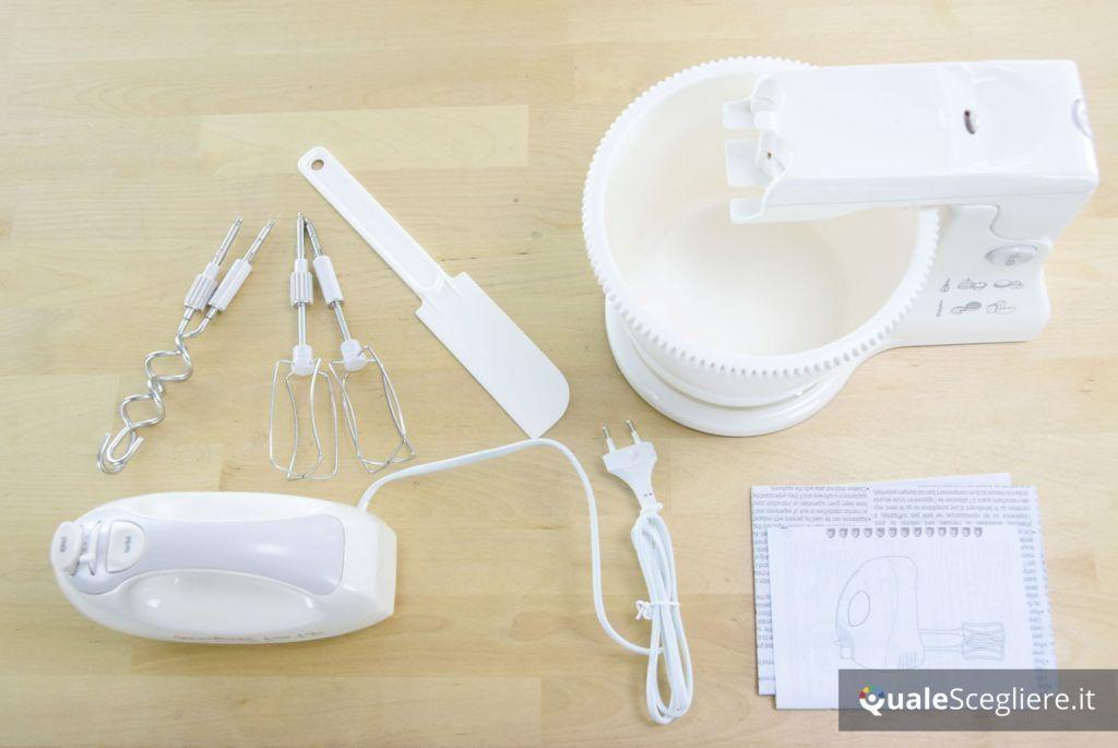 Moulinex HM412 accessori