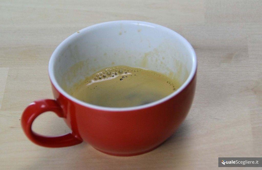 Saeco Intelia Evo2 Deluxe HD8900/01 preparazione espresso