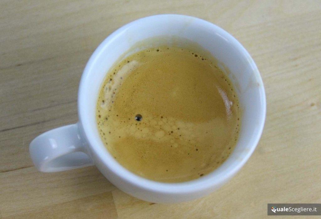 Saeco XSmall Vapore HD8645/01 prova pratica espresso