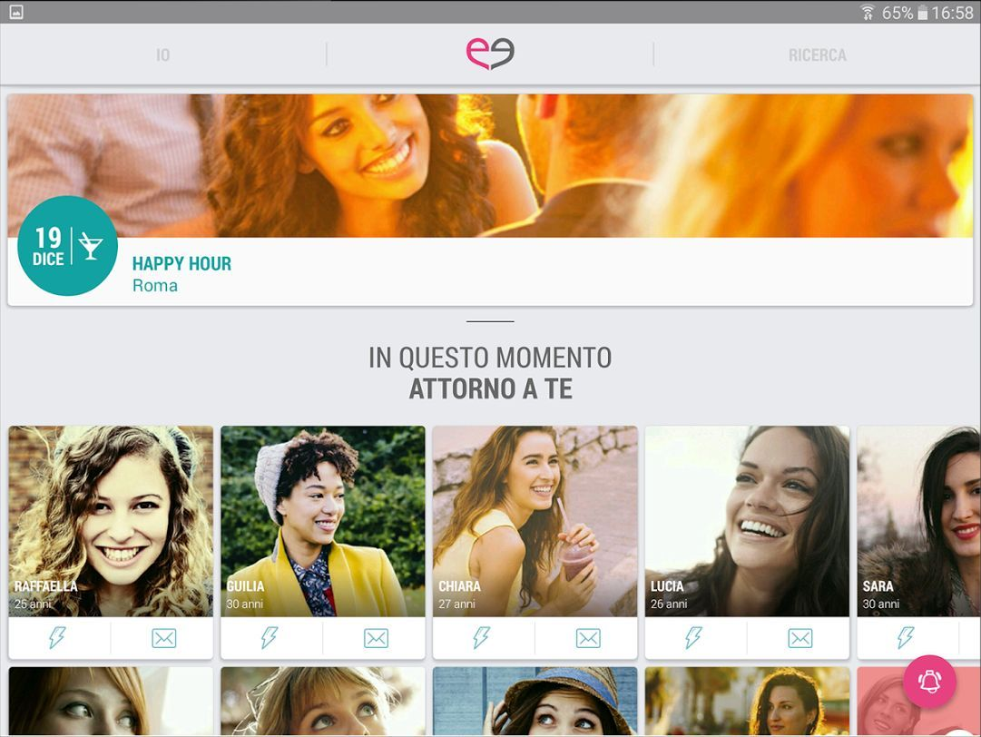Single dating online per amore