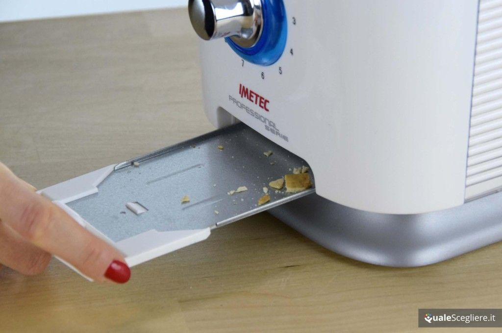 Imetec Professional Serie TS 600 estrazione cassetto
