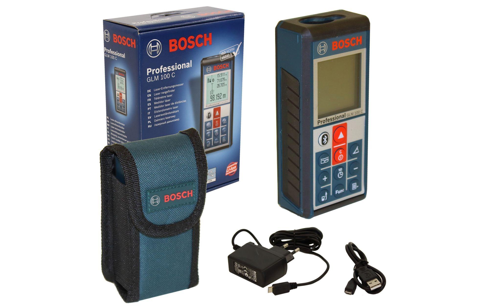Laser Entfernungsmesser Glm 100 C Professional : ▷ recensione bosch glm 100 c qualescegliere.it