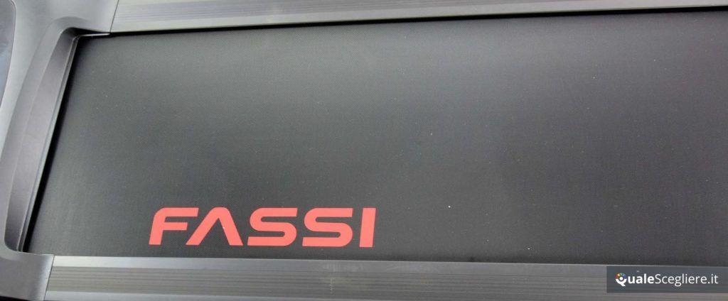 Fassi F 7.2 HRC superficie di corsa
