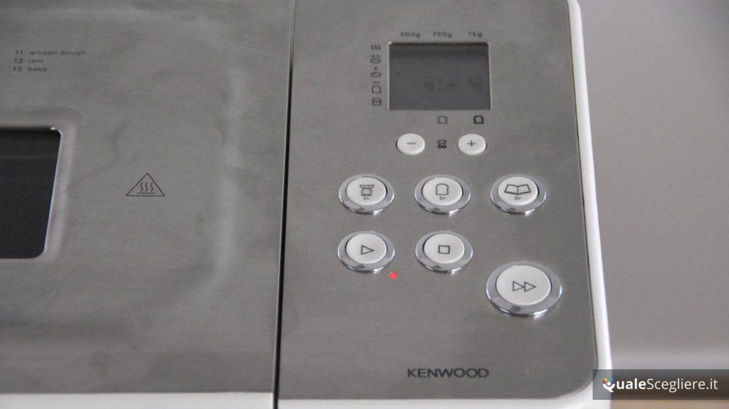 Kenwood BM350 display non retroilluminato