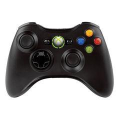 Microsoft Xbox 360 Wireless Controller (PC/Xbox 360)
