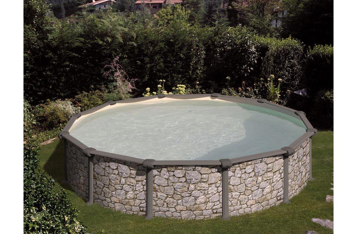 La migliore piscina fuori terra del 2019 ecco quale scegliere - Piscina rigida usata ...