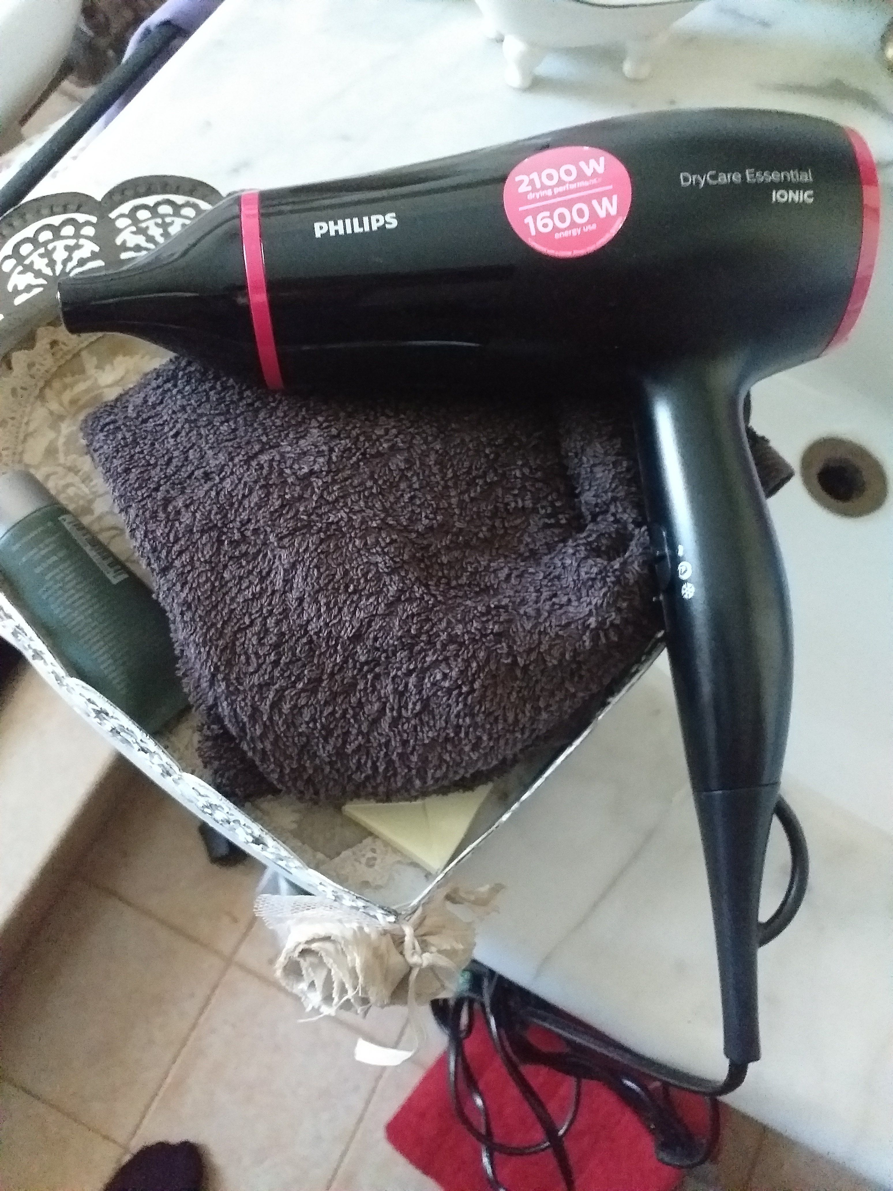 Philips BHD02900 DryCare Essential