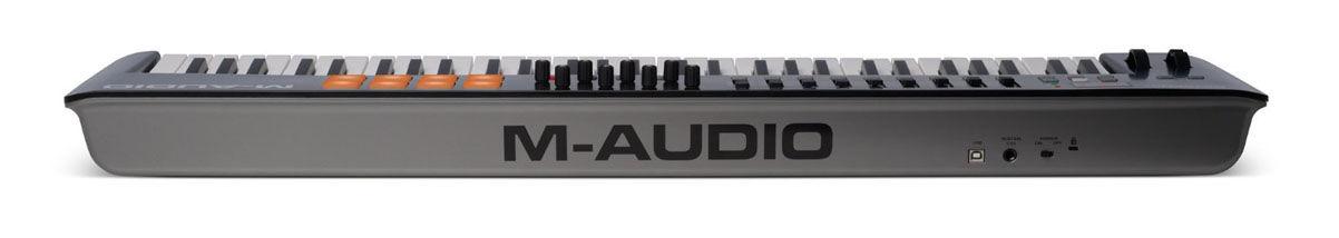 m audio oxygen 61 manual