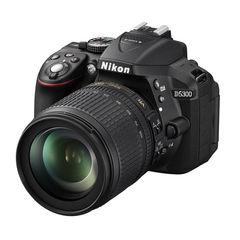 Nikon D5300 Nikkor 18-105 VR