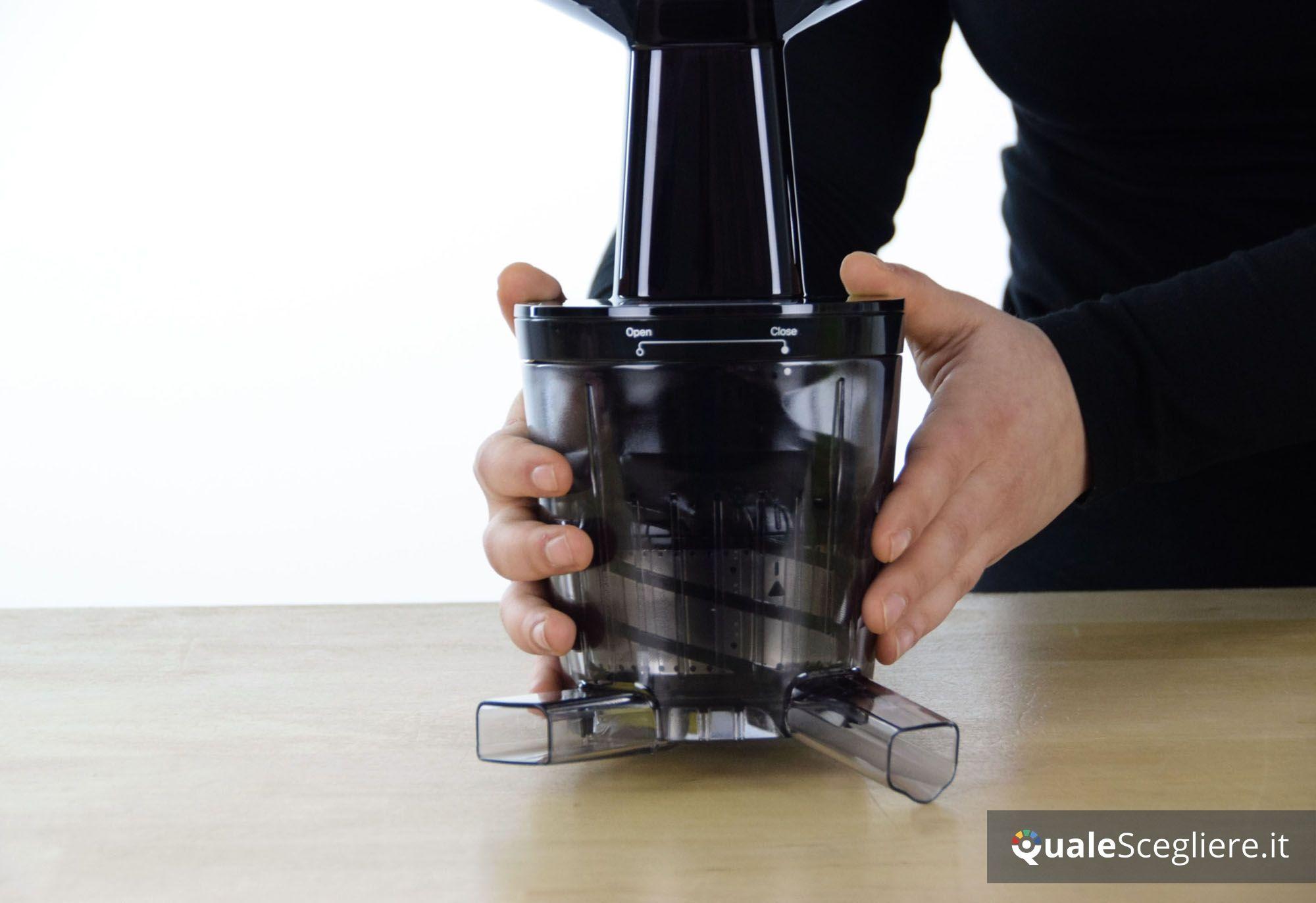 Siquri Essenzia montaggio filtro