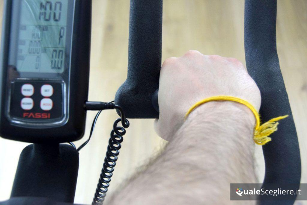 Fassi R 25 Pro rotelle impugnatura