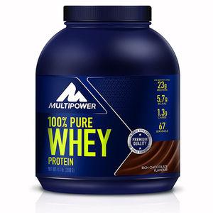 Multipower 100% Pure Whey 2000g Doppio Cioccolato