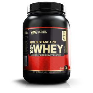 Optimum Nutrition 100% Whey Gold Standard 908g Milk Chocolate