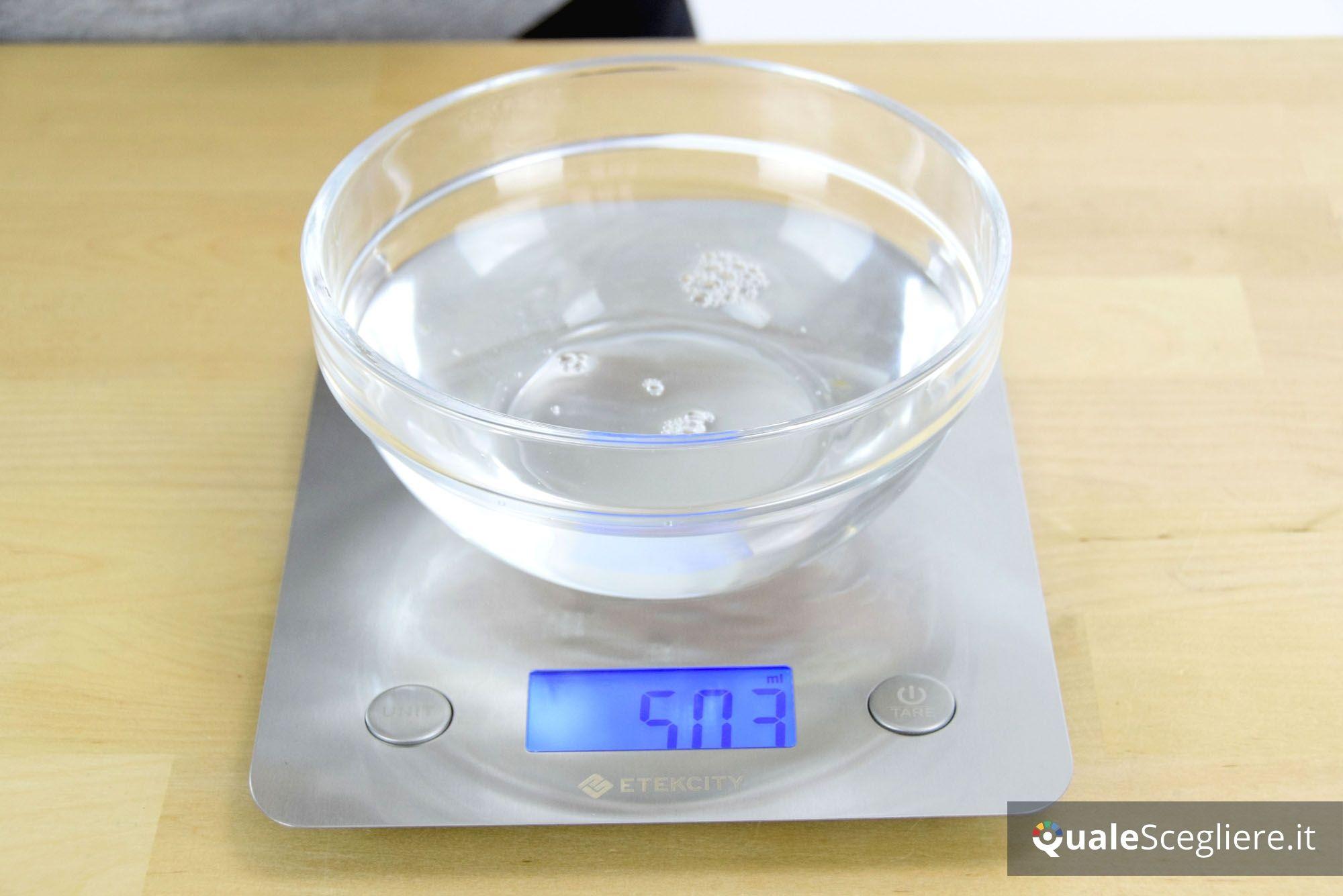 Etekcity EK6211-S peso di liquidi
