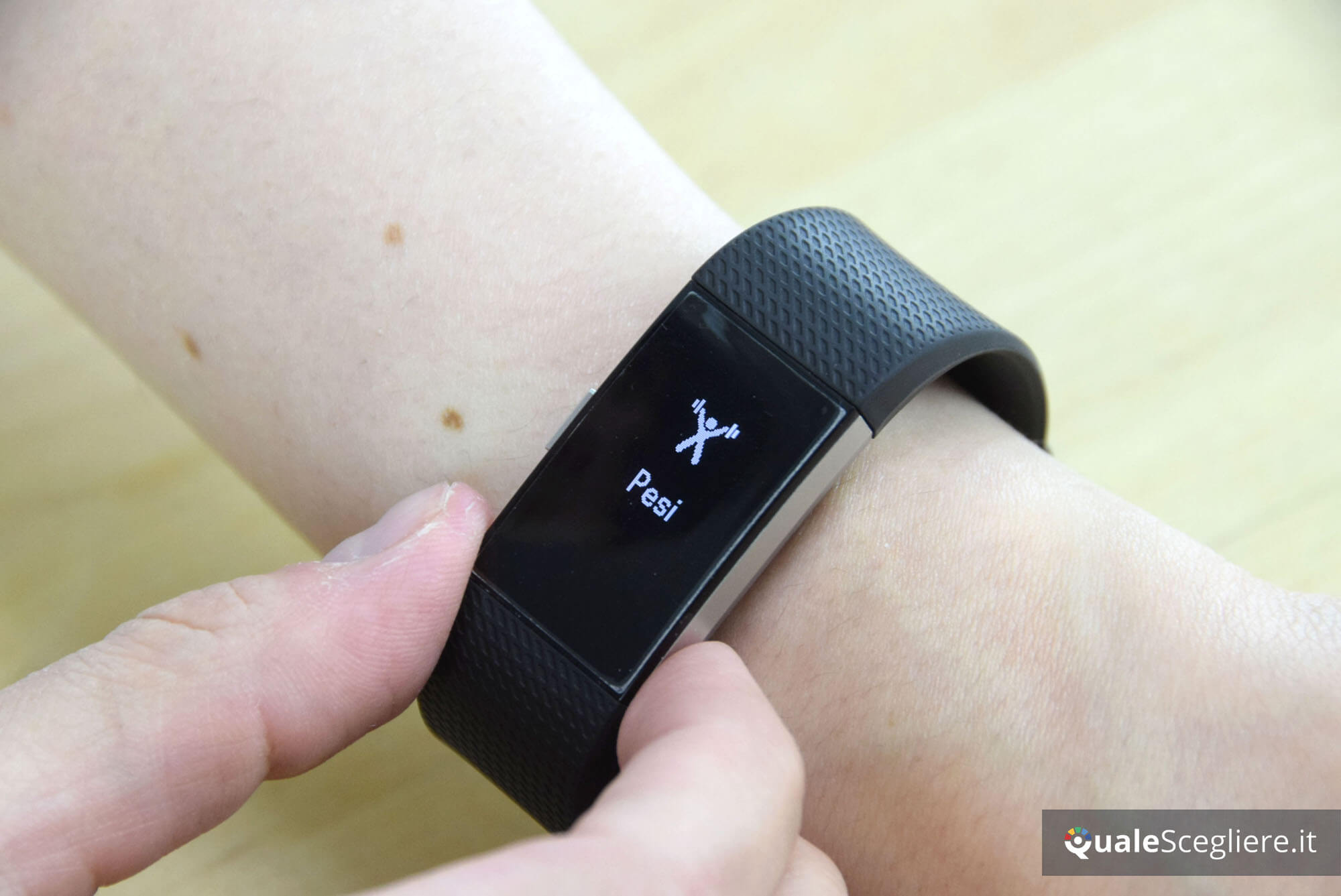 Fitbit Charge 2 pesi