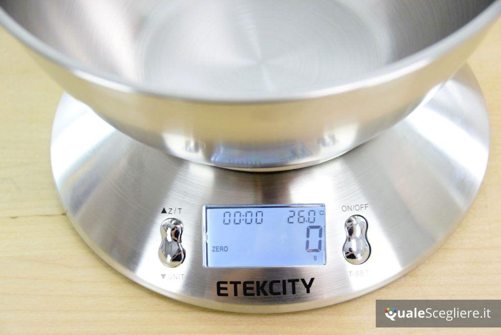 Etekcity EK4150 display illuminato