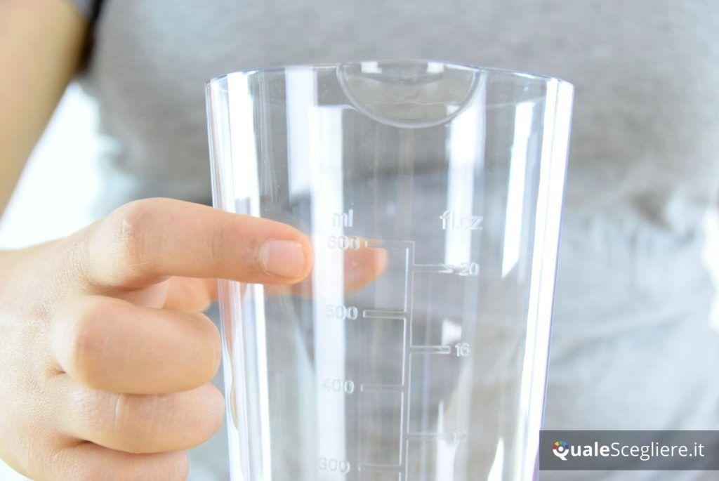 Imetec Professional Serie HB 2000 capienza massima bicchiere