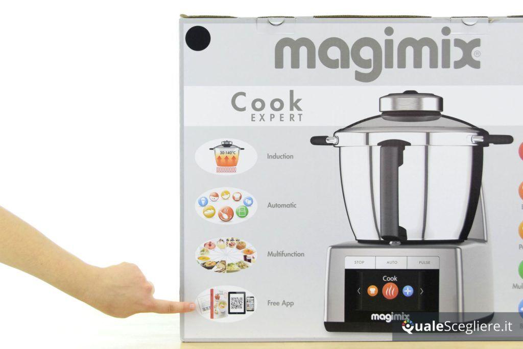 Magimix Cook Expert app