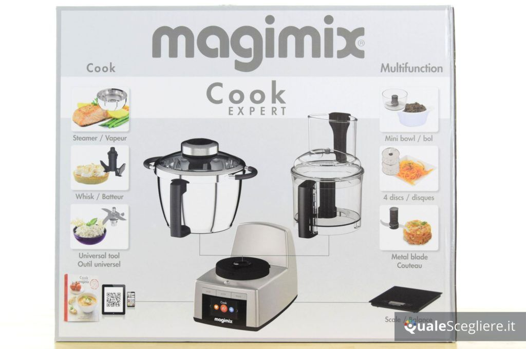 Magimix Cook Expert confezione
