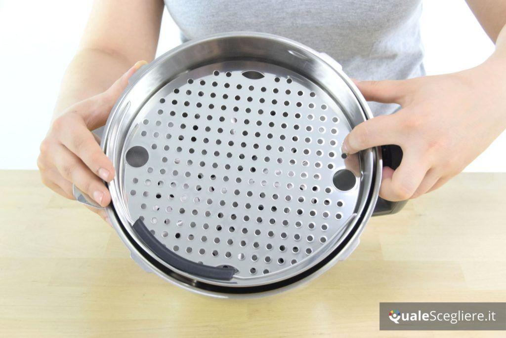 Magimix Cook Expert griglia aggiuntiva per cestello vapore