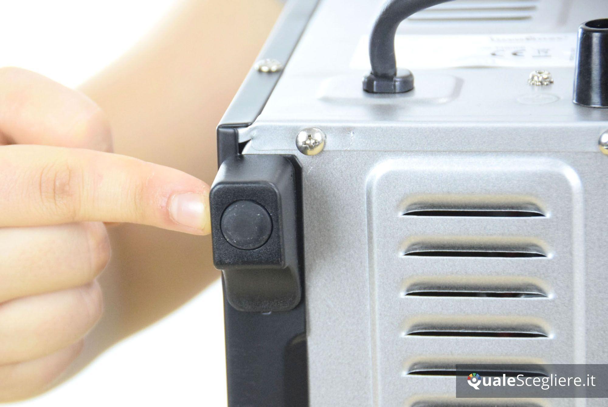 Moulinex Optimo 19L OX4448 piedini antiscivolo