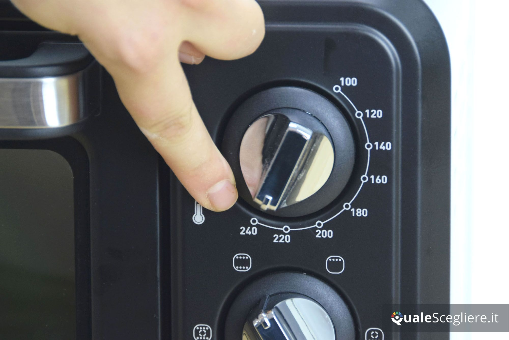Moulinex Optimo 19L OX4448 temperatura massima