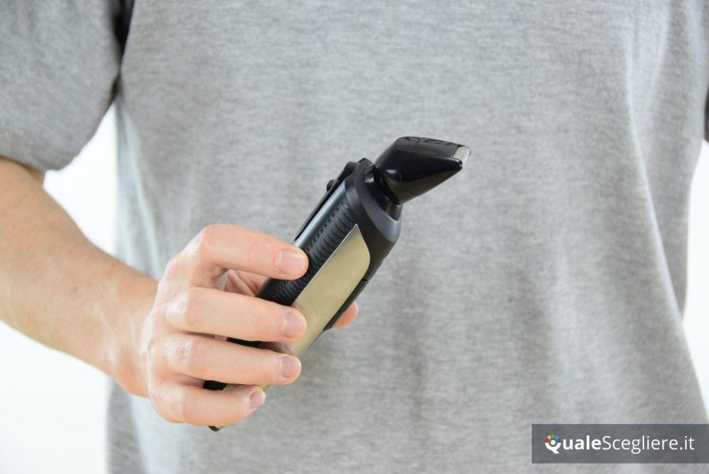 Philips Series 7000 Pro QG3398/15 la nostra prova testina rasoio