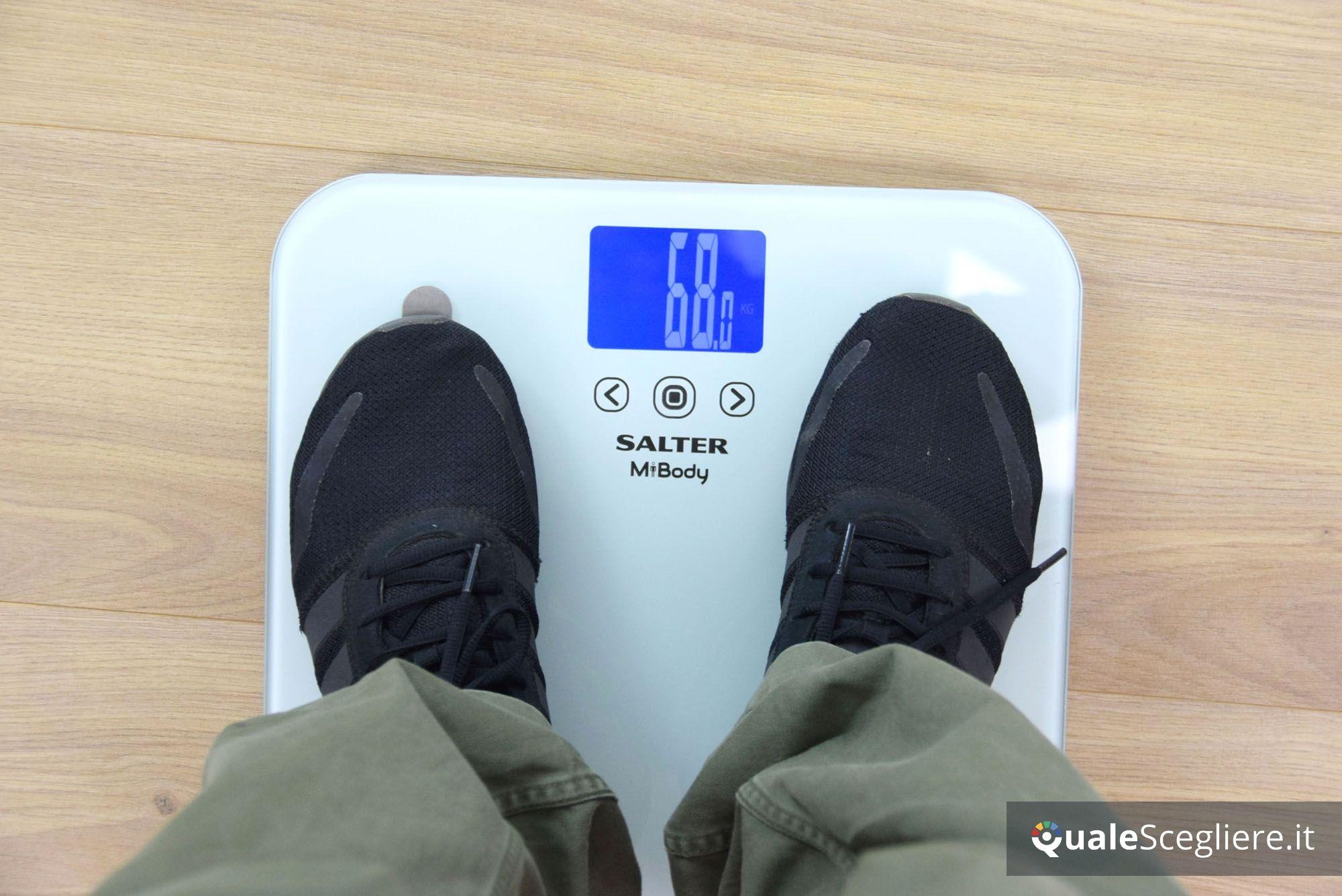 Salter 9154 3R prova pratica